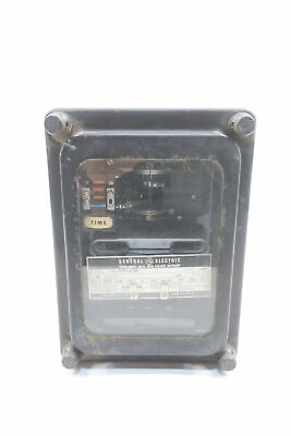 Ge 121JCV51A13A Overcurrent Relay W/ Voltage Restraint