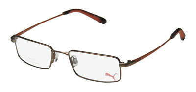 New Puma 15320 Zone 2 Masculine Design Brand Name Eyeglass Frame/glasses/eyewear