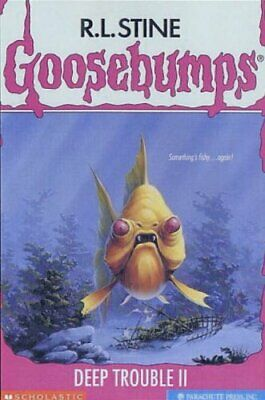 Deep Trouble II (Goosebumps) by Stine, R L Paperback Book The Fast Free Shipping