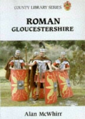 Roman Gloucestershire by McWhirr, Alan Paperback Book The Fast Free Shipping