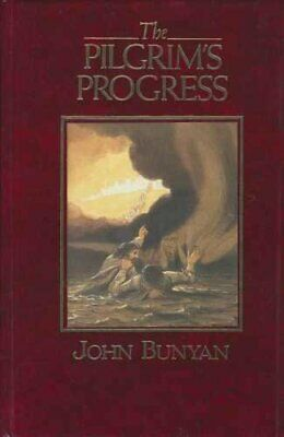 The Pilgrim's Progress (The Great Writers Library) by John Bunyan Book The Fast