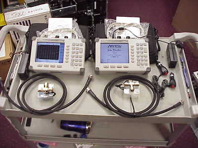 Anritsu S332D SiteMaster Cable & Antenna Site Master w/ Options 3 -LOT SALE-2