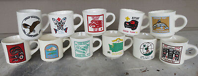 Boy Scouts America Coffee mug Chief Seattle Kitsap Lot Puget Sound BSA