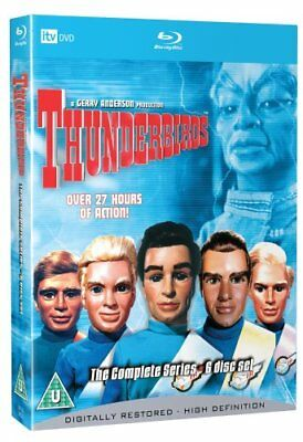 Thunderbirds: the Complete Collection 1964 Blu-ray Film TV Series Box Set New