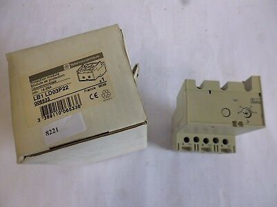 LB1LD03P22 TELEMECANIQUE module protection motor 18-25a 006533