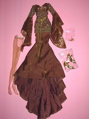 "Tonner Wilde - Dream Within a Dream 18"" Evangeline Ghastly Fashion Doll OUTFIT"