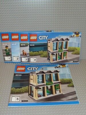 lego city 60140 bankraub mit planierraupe 0 versand neu ovp picclick de. Black Bedroom Furniture Sets. Home Design Ideas