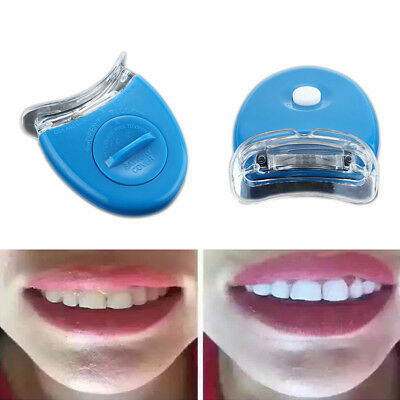 Faster Teeth Whitening Plasma Led Blue Light Lamp Accelerator