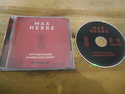 CD Hiphop Max Herre - MTV Unplugged (24 Song) NESOLA REC Freundeskreis
