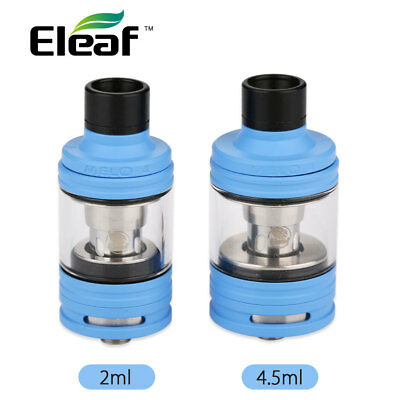 100% 0Eleaf Melo 4 Tank 2ml D22/ 4.5ml D25 Tank Fit 0Eleaf IKuun I80/I200 Box