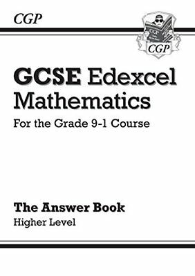 New GCSE Maths Edexcel Answers for Workbook: Higher - for the Grade 9-1 Course b