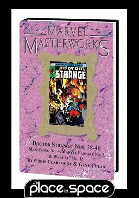Mmw Doctor Strange  Vol 08 Dm Var Ed 244 - Hardcover