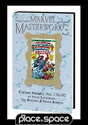 Mmw Captain America  Vol 09 Dm Var Ed 243 - Hardcover