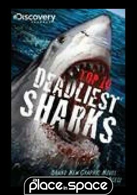 Discovery Top 10 Deadliest Sharks  - Softcover