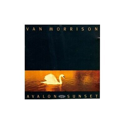 Morrison, Van - Avalon Sunset - Morrison, Van CD QVVG The Fast Free Shipping