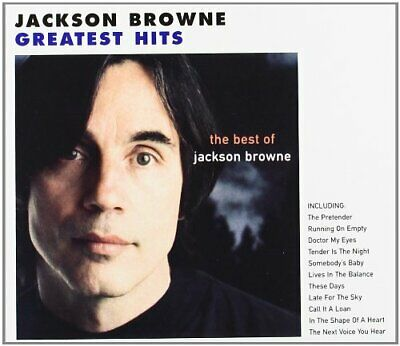 Jackson Browne - Greatest Hits the Best Of Jackson B... - Jackson Browne CD QYVG