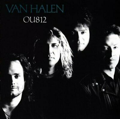 Van Halen - Ou812 - Van Halen CD EMVG The Fast Free Shipping