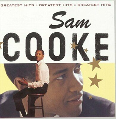 Sam Cooke - Greatest Hits - Sam Cooke CD 89VG The Fast Free Shipping