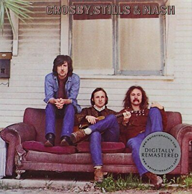 Crosby, Stills & Nash - Crosby, Stills & Nash - Crosby, Stills & Nash CD 0PVG