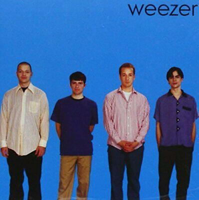 Weezer - Weezer (The Blue Album) - Weezer CD AWVG The Fast Free Shipping