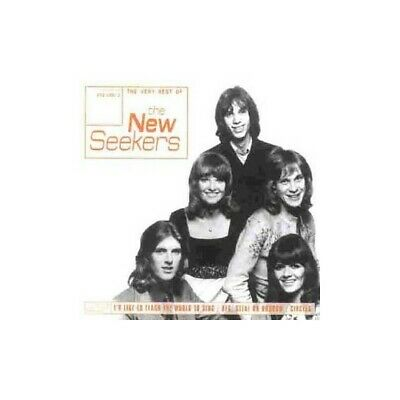 The New Seekers - The Very Best Of the New Seekers - The New Seekers CD AFVG The