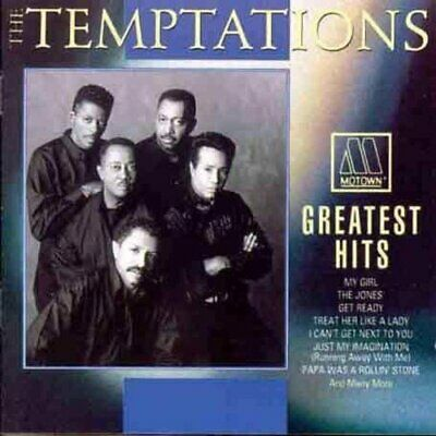 The Temptations - Motown's Greatest Hits - The Temptations CD 4YVG The Fast Free