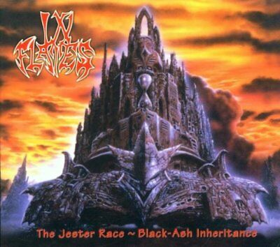 In Flames - Jester Race, the/Black Ash Inheritance - In Flames CD ERVG The Fast