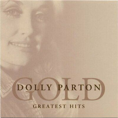 Dolly Parton - Gold - Greatest Hits - Dolly Parton CD C6VG The Fast Free