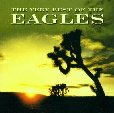 Eagles - The Very Best of the Eagles - Eagles CD 9MVG The Fast Free Shipping