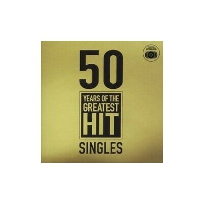 Various Artists - 50 Years of the Greatest Hit Singles - Various Artists CD H7VG