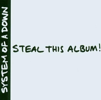 Steal This Album! -  CD VMVG The Fast Free Shipping