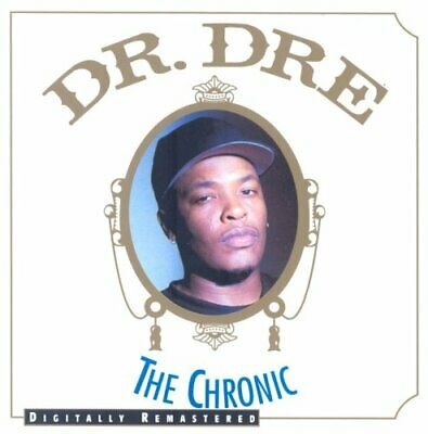Dr. Dre - The Chronic - Dr. Dre CD 9YVG The Fast Free Shipping
