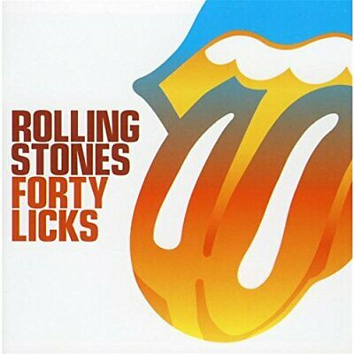 Rolling Stones - Forty Licks - Rolling Stones CD USVG The Fast Free Shipping