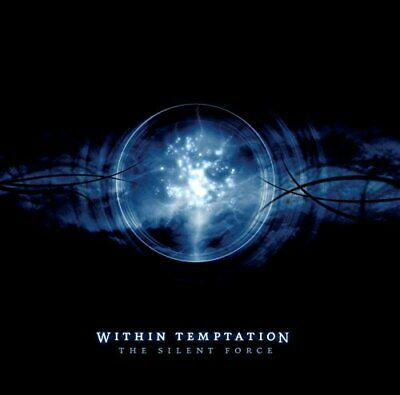 Within Temptation - The Silent Force - Within Temptation CD OOVG The Fast Free