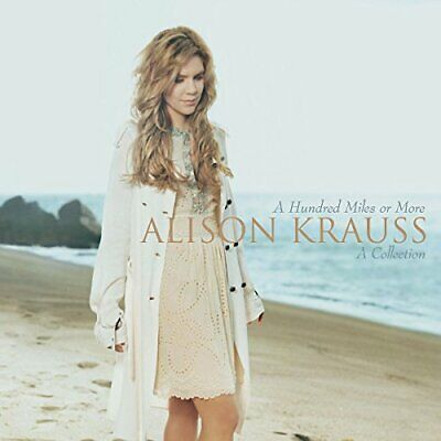 Alison Krauss - A Hundred Miles Or More... A Collection - Alison Krauss CD SGVG