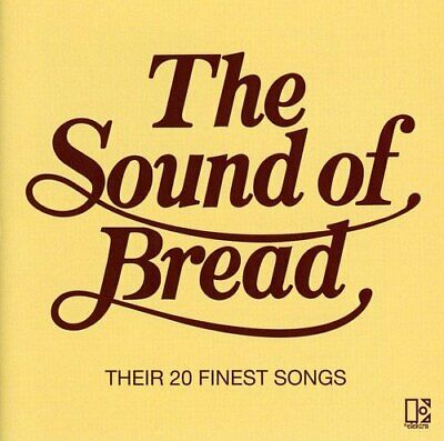 Bread - The Sound of Bread - Bread CD OWVG The Fast Free Shipping