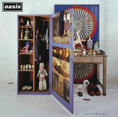 Oasis - Stop the Clocks - Oasis CD Y6VG The Fast Free Shipping
