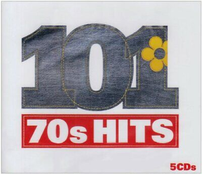 Various Artists - 101 70s Hits - Various Artists CD X2VG The Fast Free Shipping