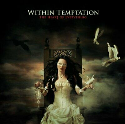 Within Temptation - The Heart Of Everything - Within Temptation CD 0WVG The Fast