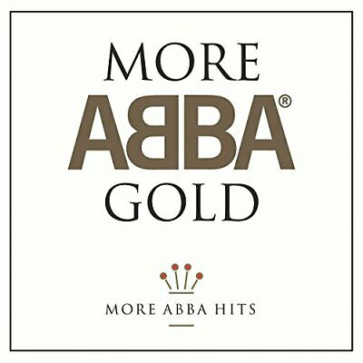 Abba - More ABBA Gold - Abba CD 8OVG The Fast Free Shipping