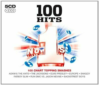 Various Artists - 100 Hits: No.1s - Various Artists CD NMVG The Fast Free