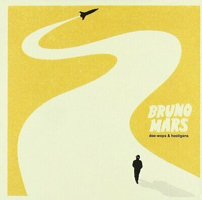 Bruno Mars - Doo-Wops and Hooligans - Bruno Mars CD 64VG The Fast Free Shipping