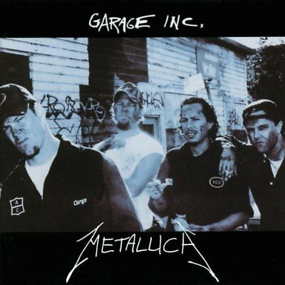 Metallica Garage Inc 2 Cd Heavy Metal New Set