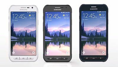 SAMSUNG GALAXY S7 ACTIVE SM-G891A 32GB 4G LTE AT&T UNLOCKED Phone USED