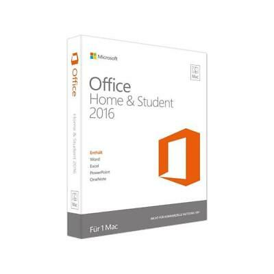 40398 Microsoft Office 2016 For Mac Home And Student Deutsch P2