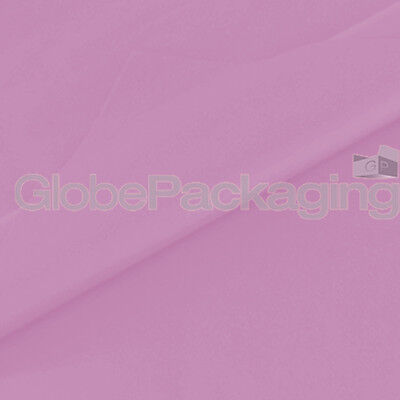 50 SHEETS OF LILAC COLOURED ACID FREE TISSUE PAPER 375mm x 500mm *HIGH QUALITY*