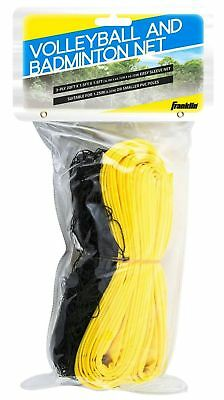 Franklin Sports Volleyball and Badminton Replacement Net - 52621