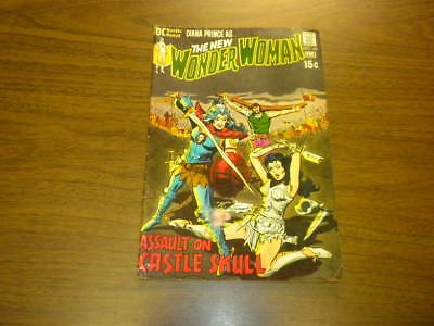 WONDER WOMAN #192 DC Comics 1970