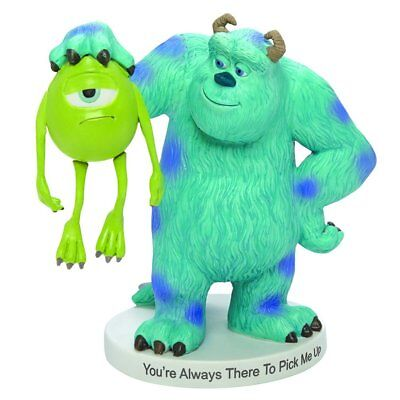 Precious Moments Monsters Inc Disney You're Always There To Pick 161703*BNIB*