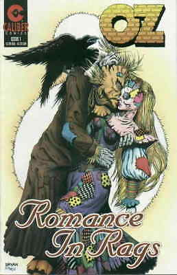 Oz: Romance in Rags #1 VF/NM; Caliber | save on shipping - details inside